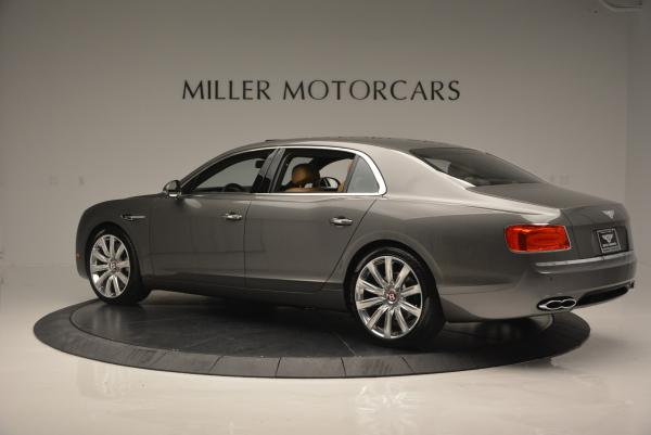 Used 2016 Bentley Flying Spur V8 for sale Sold at Pagani of Greenwich in Greenwich CT 06830 4