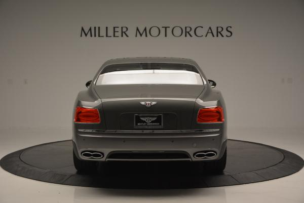 Used 2016 Bentley Flying Spur V8 for sale Sold at Pagani of Greenwich in Greenwich CT 06830 6