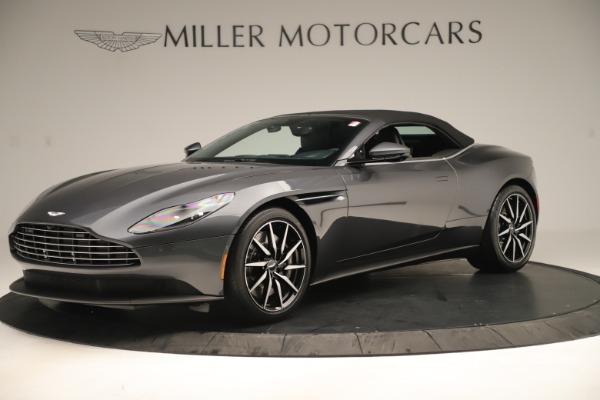New 2019 Aston Martin DB11 V8 for sale Sold at Pagani of Greenwich in Greenwich CT 06830 17