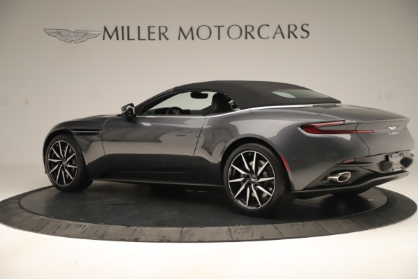 New 2019 Aston Martin DB11 V8 for sale Sold at Pagani of Greenwich in Greenwich CT 06830 19