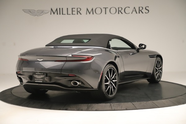 New 2019 Aston Martin DB11 V8 for sale Sold at Pagani of Greenwich in Greenwich CT 06830 20
