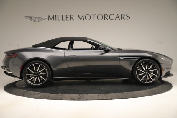 New 2019 Aston Martin DB11 V8 for sale Sold at Pagani of Greenwich in Greenwich CT 06830 21