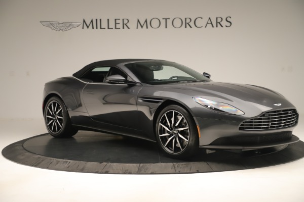 New 2019 Aston Martin DB11 V8 for sale Sold at Pagani of Greenwich in Greenwich CT 06830 22