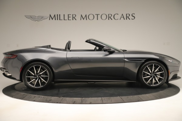 New 2019 Aston Martin DB11 V8 for sale Sold at Pagani of Greenwich in Greenwich CT 06830 6