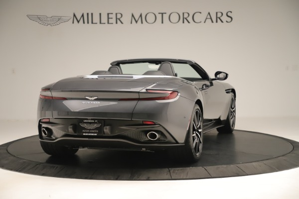 New 2019 Aston Martin DB11 V8 for sale Sold at Pagani of Greenwich in Greenwich CT 06830 8