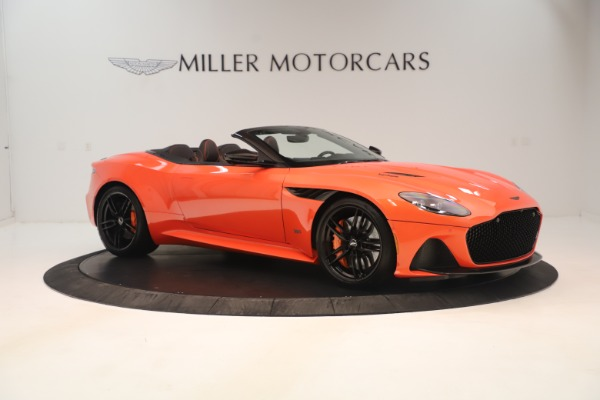 New 2020 Aston Martin DBS Superleggera for sale Sold at Pagani of Greenwich in Greenwich CT 06830 15