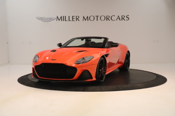New 2020 Aston Martin DBS Superleggera for sale Sold at Pagani of Greenwich in Greenwich CT 06830 2