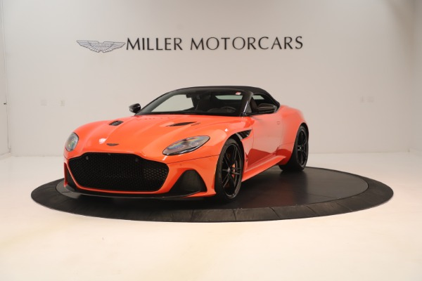 New 2020 Aston Martin DBS Superleggera for sale Sold at Pagani of Greenwich in Greenwich CT 06830 20