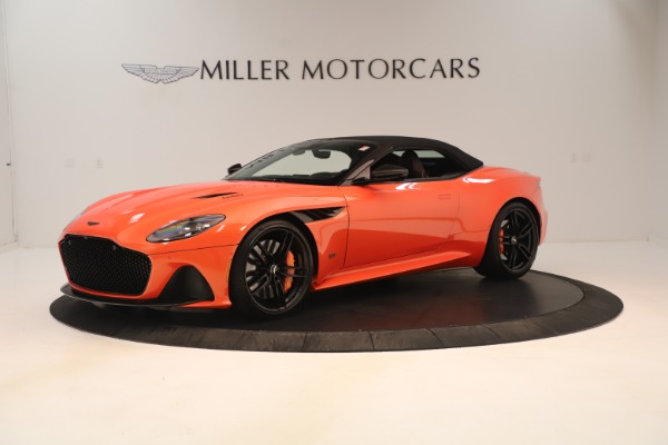 New 2020 Aston Martin DBS Superleggera for sale Sold at Pagani of Greenwich in Greenwich CT 06830 21