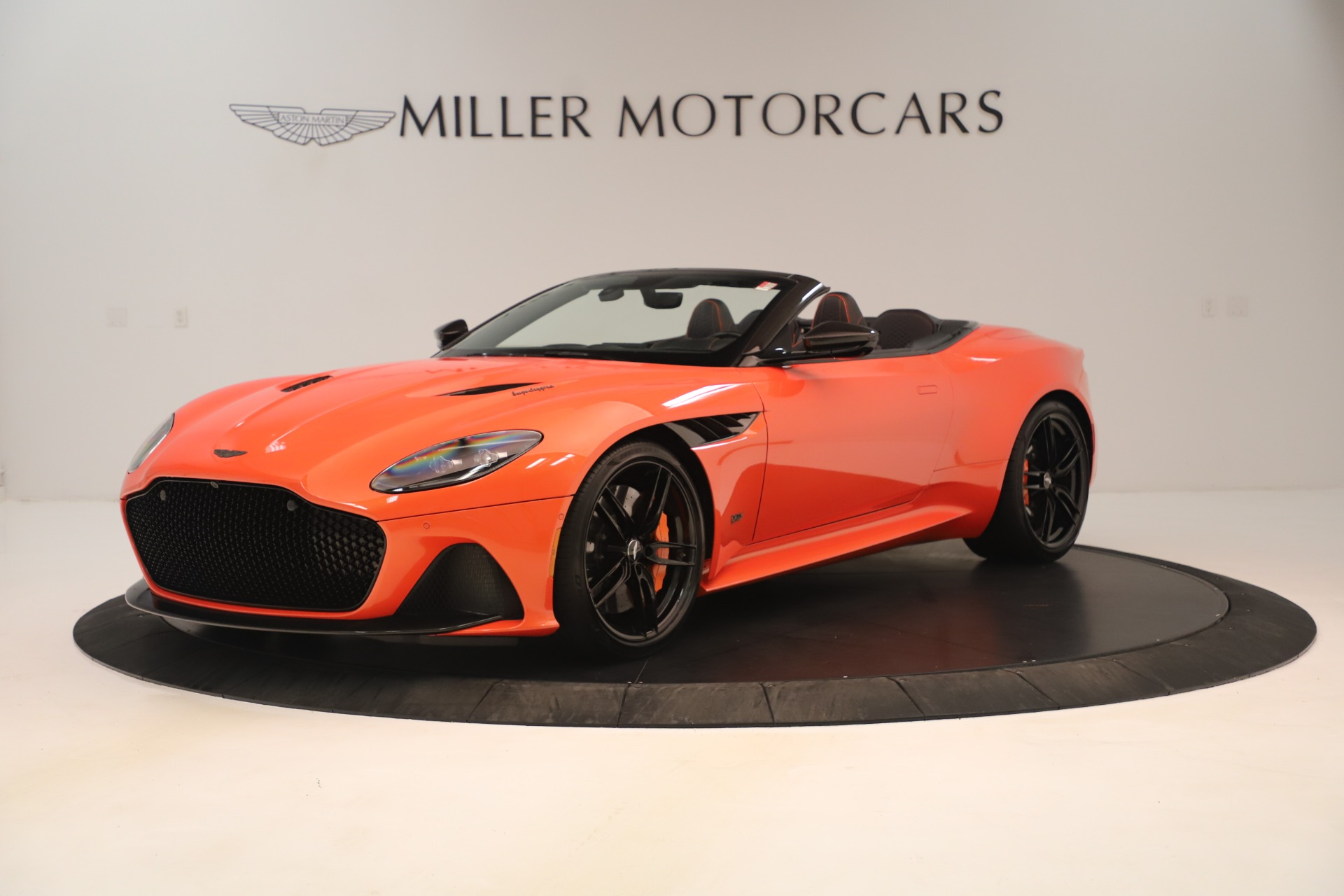 New 2020 Aston Martin DBS Superleggera for sale Sold at Pagani of Greenwich in Greenwich CT 06830 1
