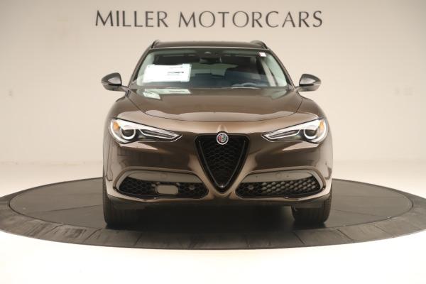 New 2019 Alfa Romeo Stelvio Ti Q4 for sale Sold at Pagani of Greenwich in Greenwich CT 06830 12
