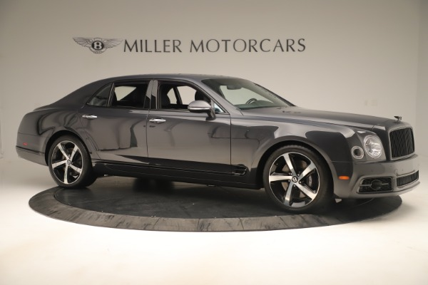 Used 2018 Bentley Mulsanne Speed Design Series for sale Call for price at Pagani of Greenwich in Greenwich CT 06830 10