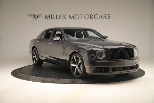 Used 2018 Bentley Mulsanne Speed Design Series for sale Call for price at Pagani of Greenwich in Greenwich CT 06830 11