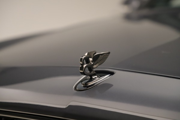 Used 2018 Bentley Mulsanne Speed Design Series for sale Call for price at Pagani of Greenwich in Greenwich CT 06830 14