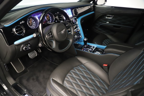 Used 2018 Bentley Mulsanne Speed Design Series for sale Call for price at Pagani of Greenwich in Greenwich CT 06830 18