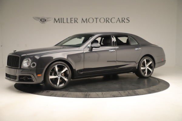 Used 2018 Bentley Mulsanne Speed Design Series for sale Call for price at Pagani of Greenwich in Greenwich CT 06830 2