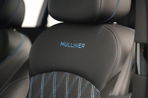 Used 2018 Bentley Mulsanne Speed Design Series for sale Call for price at Pagani of Greenwich in Greenwich CT 06830 21