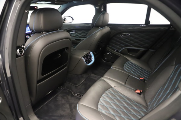 Used 2018 Bentley Mulsanne Speed Design Series for sale Call for price at Pagani of Greenwich in Greenwich CT 06830 22