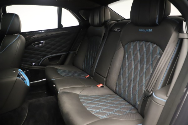Used 2018 Bentley Mulsanne Speed Design Series for sale Call for price at Pagani of Greenwich in Greenwich CT 06830 25