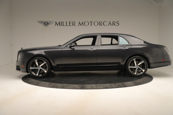 Used 2018 Bentley Mulsanne Speed Design Series for sale Call for price at Pagani of Greenwich in Greenwich CT 06830 3