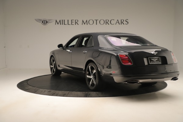 Used 2018 Bentley Mulsanne Speed Design Series for sale Call for price at Pagani of Greenwich in Greenwich CT 06830 5