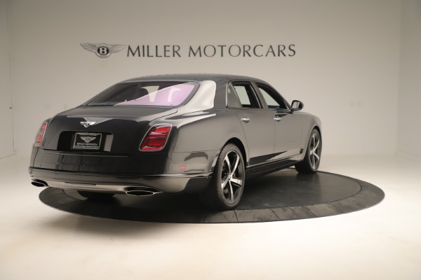 Used 2018 Bentley Mulsanne Speed Design Series for sale Call for price at Pagani of Greenwich in Greenwich CT 06830 7