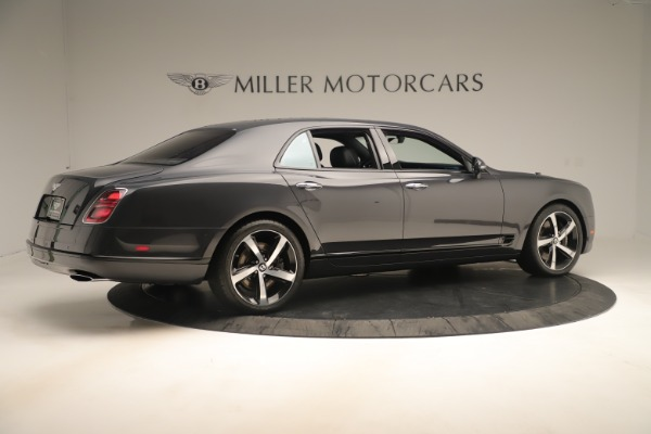 Used 2018 Bentley Mulsanne Speed Design Series for sale Call for price at Pagani of Greenwich in Greenwich CT 06830 8