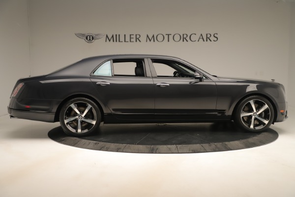 Used 2018 Bentley Mulsanne Speed Design Series for sale Call for price at Pagani of Greenwich in Greenwich CT 06830 9