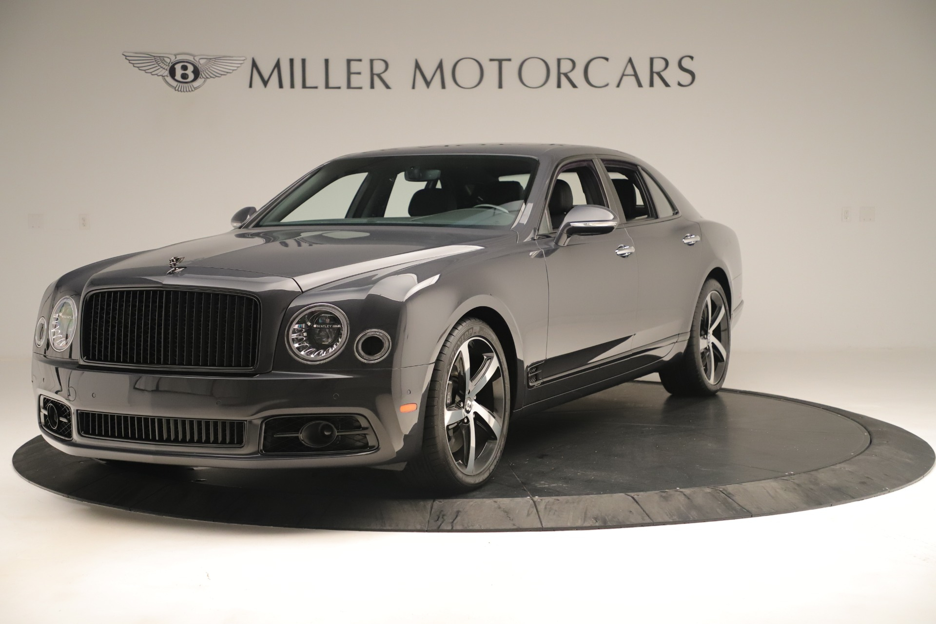 Used 2018 Bentley Mulsanne Speed Design Series for sale Call for price at Pagani of Greenwich in Greenwich CT 06830 1