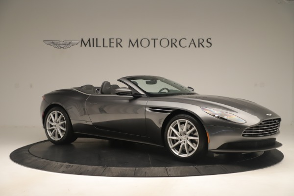 Used 2020 Aston Martin DB11 V8 for sale Sold at Pagani of Greenwich in Greenwich CT 06830 10