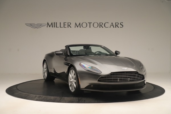 Used 2020 Aston Martin DB11 V8 for sale Sold at Pagani of Greenwich in Greenwich CT 06830 11