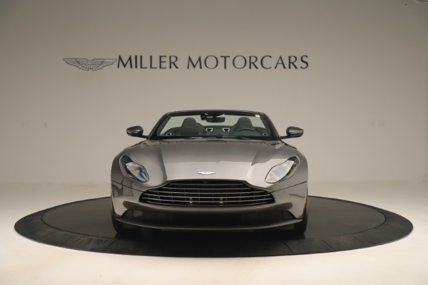 Used 2020 Aston Martin DB11 V8 for sale Sold at Pagani of Greenwich in Greenwich CT 06830 12