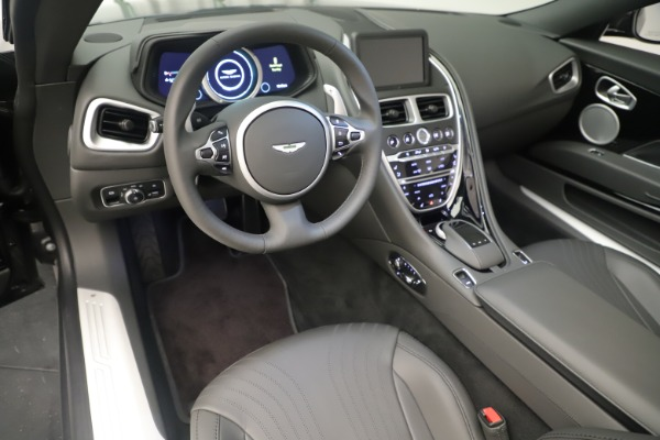Used 2020 Aston Martin DB11 V8 for sale Sold at Pagani of Greenwich in Greenwich CT 06830 14