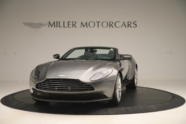 Used 2020 Aston Martin DB11 V8 for sale Sold at Pagani of Greenwich in Greenwich CT 06830 2
