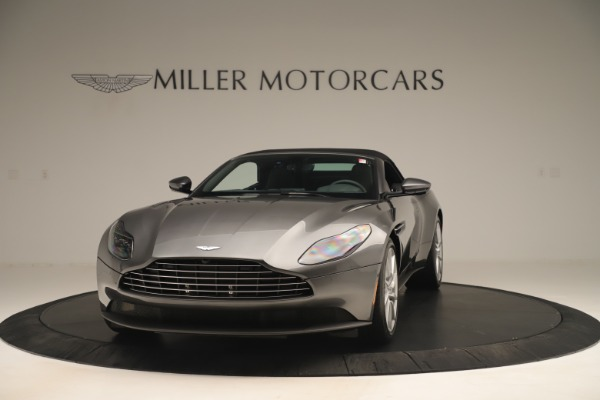 Used 2020 Aston Martin DB11 V8 for sale Sold at Pagani of Greenwich in Greenwich CT 06830 23