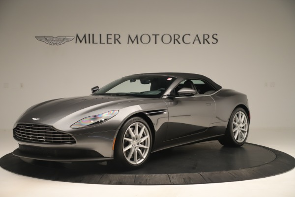 Used 2020 Aston Martin DB11 V8 for sale Sold at Pagani of Greenwich in Greenwich CT 06830 24