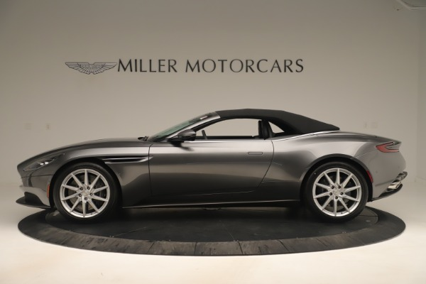 Used 2020 Aston Martin DB11 V8 for sale Sold at Pagani of Greenwich in Greenwich CT 06830 25