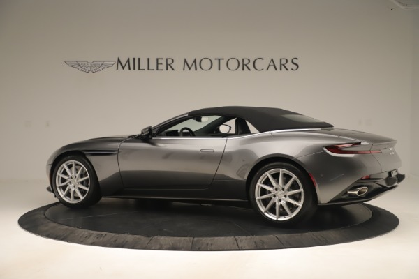 Used 2020 Aston Martin DB11 V8 for sale Sold at Pagani of Greenwich in Greenwich CT 06830 26