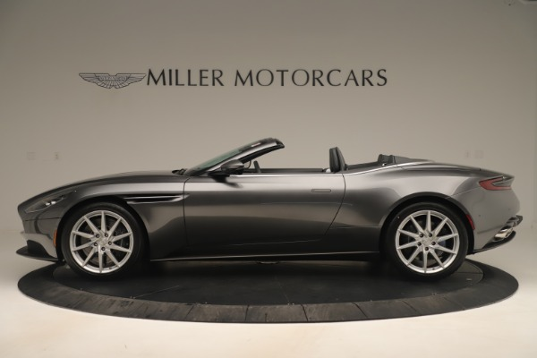 Used 2020 Aston Martin DB11 V8 for sale Sold at Pagani of Greenwich in Greenwich CT 06830 3