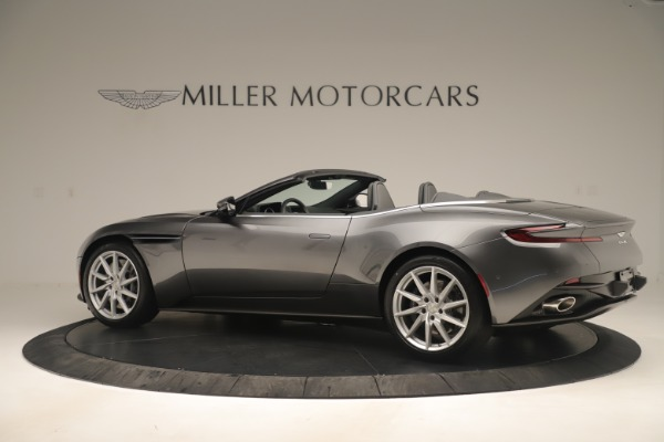 Used 2020 Aston Martin DB11 V8 for sale Sold at Pagani of Greenwich in Greenwich CT 06830 4