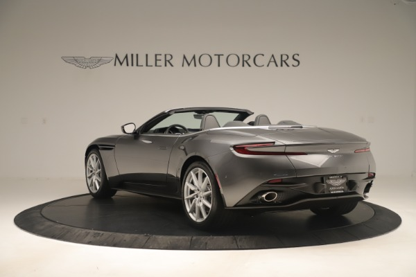 Used 2020 Aston Martin DB11 V8 for sale Sold at Pagani of Greenwich in Greenwich CT 06830 5