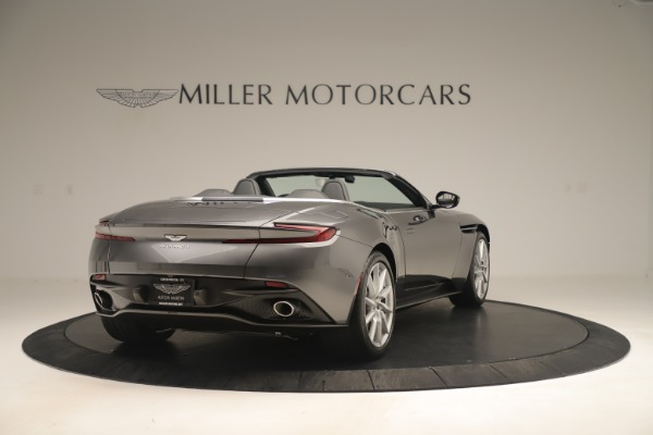 Used 2020 Aston Martin DB11 V8 for sale Sold at Pagani of Greenwich in Greenwich CT 06830 7