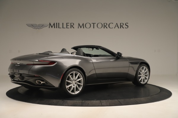 Used 2020 Aston Martin DB11 V8 for sale Sold at Pagani of Greenwich in Greenwich CT 06830 8