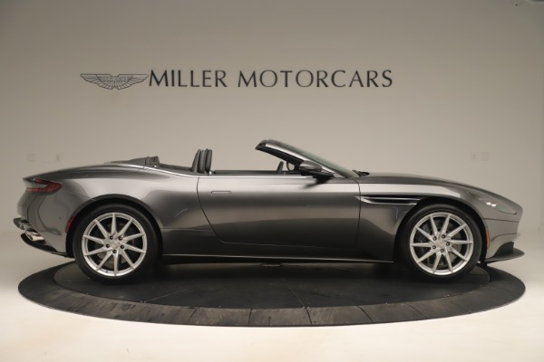 Used 2020 Aston Martin DB11 V8 for sale Sold at Pagani of Greenwich in Greenwich CT 06830 9