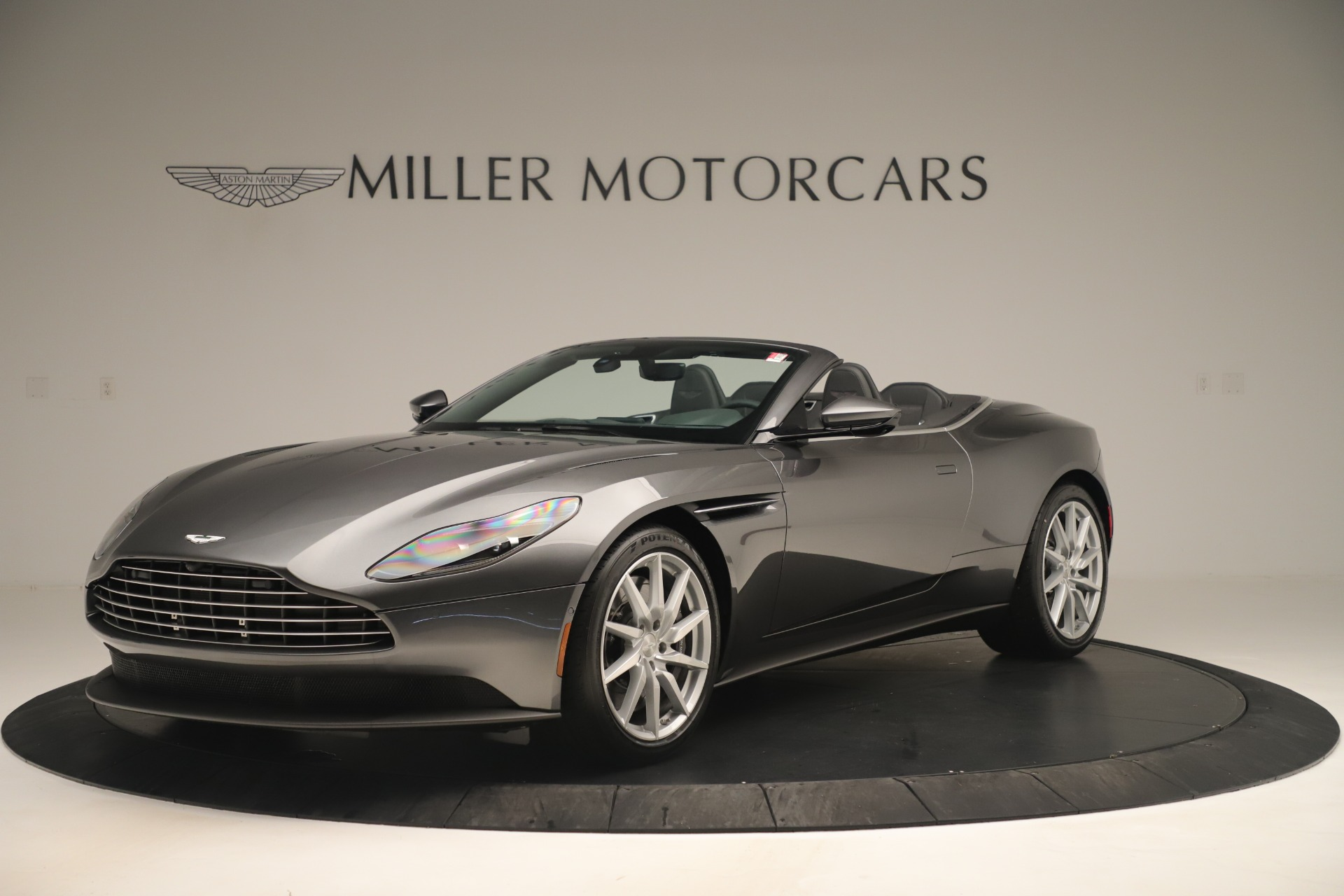 Used 2020 Aston Martin DB11 V8 for sale Sold at Pagani of Greenwich in Greenwich CT 06830 1