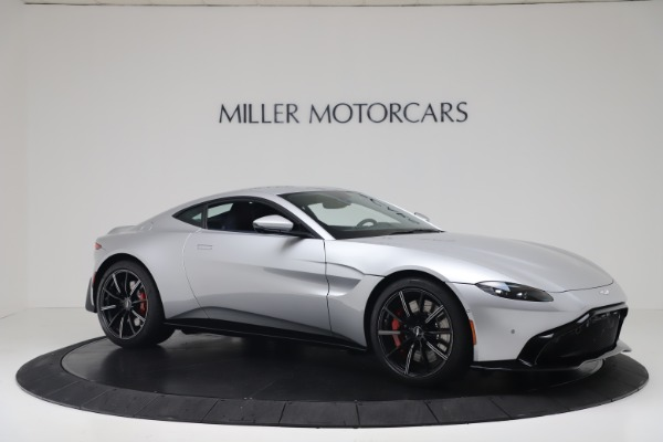 Used 2020 Aston Martin Vantage Coupe for sale Sold at Pagani of Greenwich in Greenwich CT 06830 11