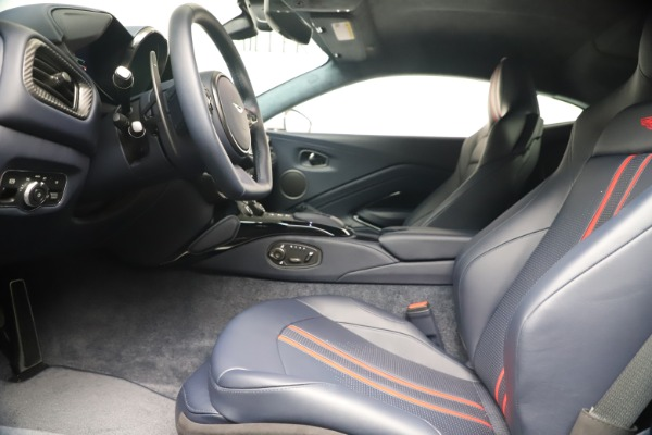 Used 2020 Aston Martin Vantage Coupe for sale Sold at Pagani of Greenwich in Greenwich CT 06830 14