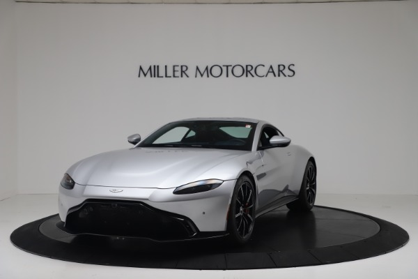 Used 2020 Aston Martin Vantage Coupe for sale Sold at Pagani of Greenwich in Greenwich CT 06830 3