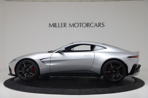 Used 2020 Aston Martin Vantage Coupe for sale Sold at Pagani of Greenwich in Greenwich CT 06830 4