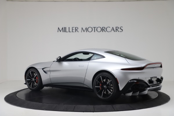 Used 2020 Aston Martin Vantage Coupe for sale Sold at Pagani of Greenwich in Greenwich CT 06830 5
